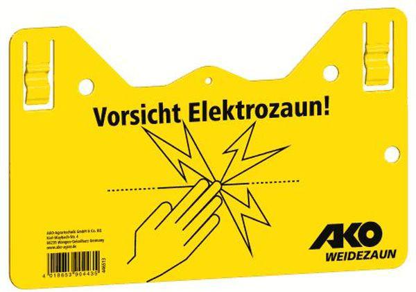 6419-AKO-WARNSCHILD-VORSICHT_ELEKTROZAUN
