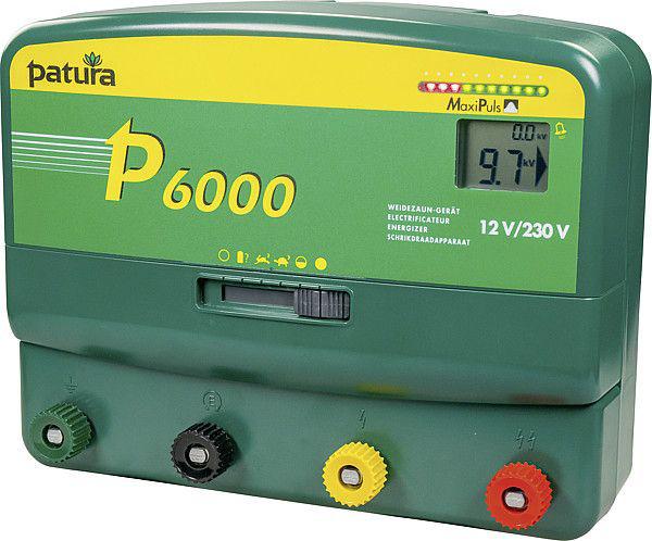145602-PATURA-WEIDEZAUNGERAET-P6000